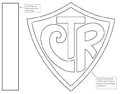 Emma 39 s place ctr shield for Ctr shield coloring page