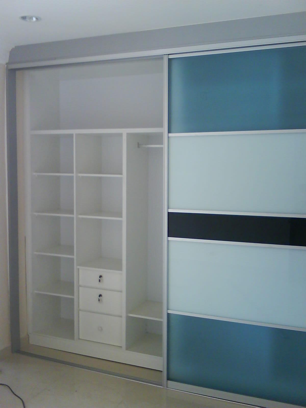 Cabinet Design Kuala Lumpur Wardrobe