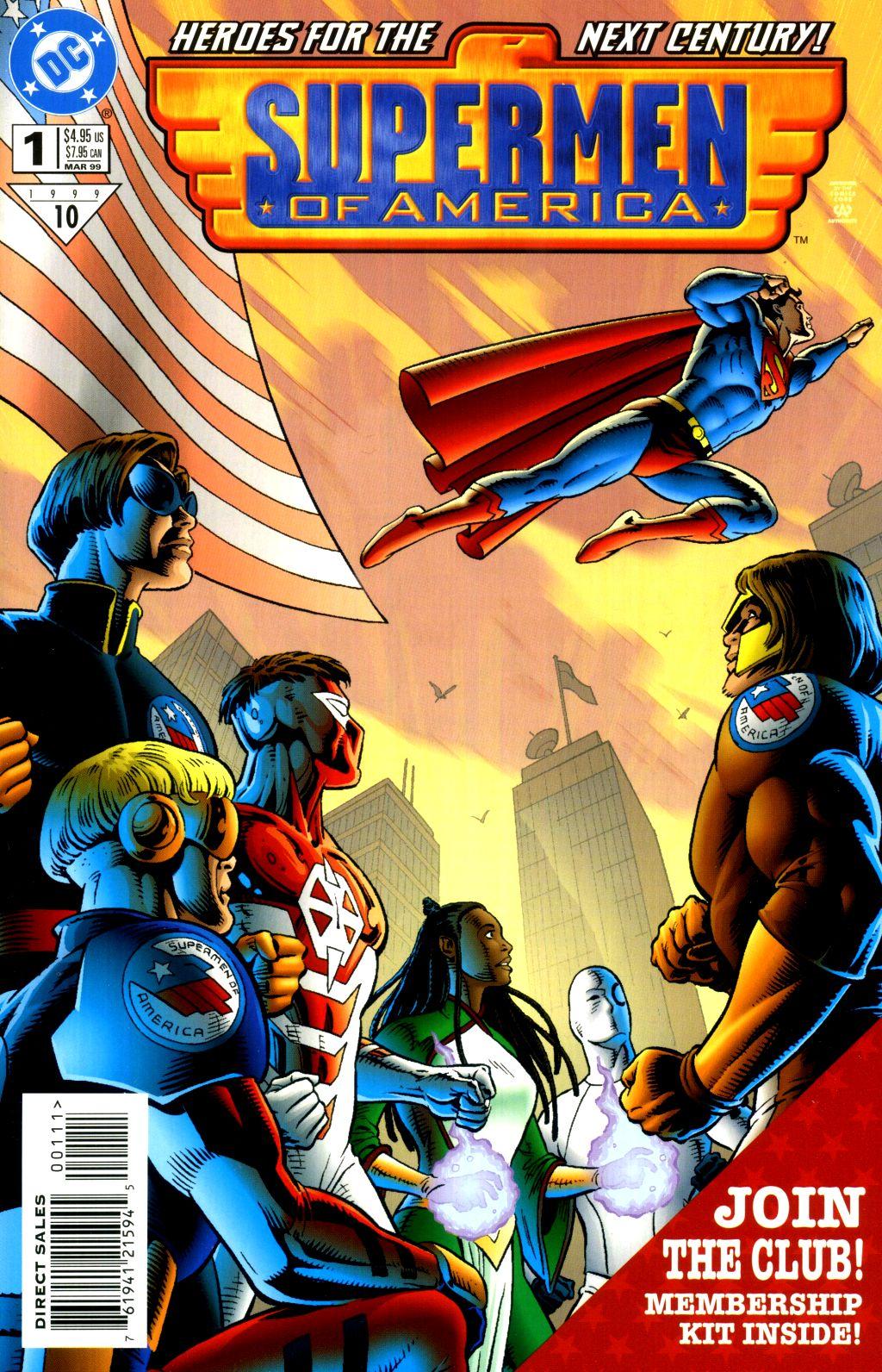 Read online Supermen of America comic -  Issue # Full - 1