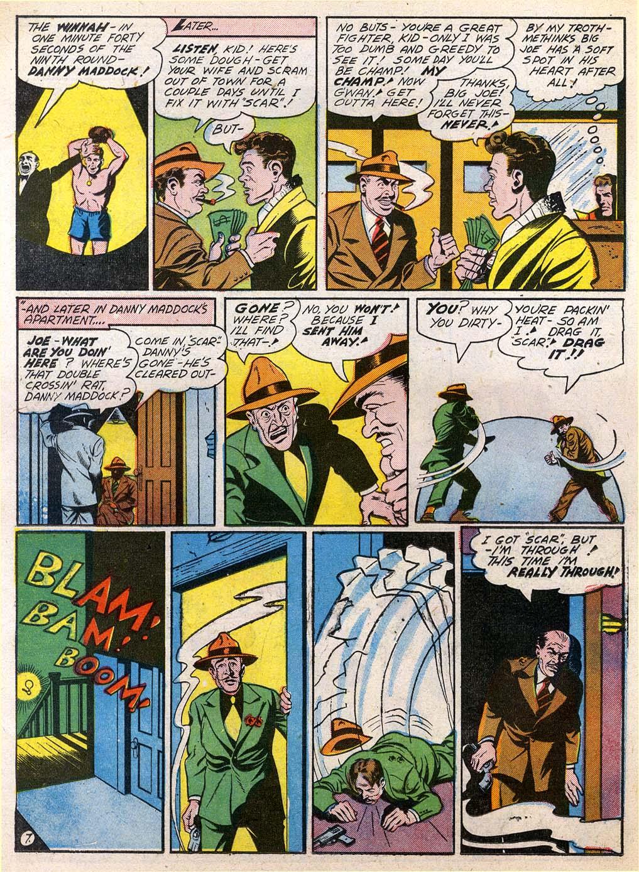 Read online Sensation (Mystery) Comics comic -  Issue #27 - 38