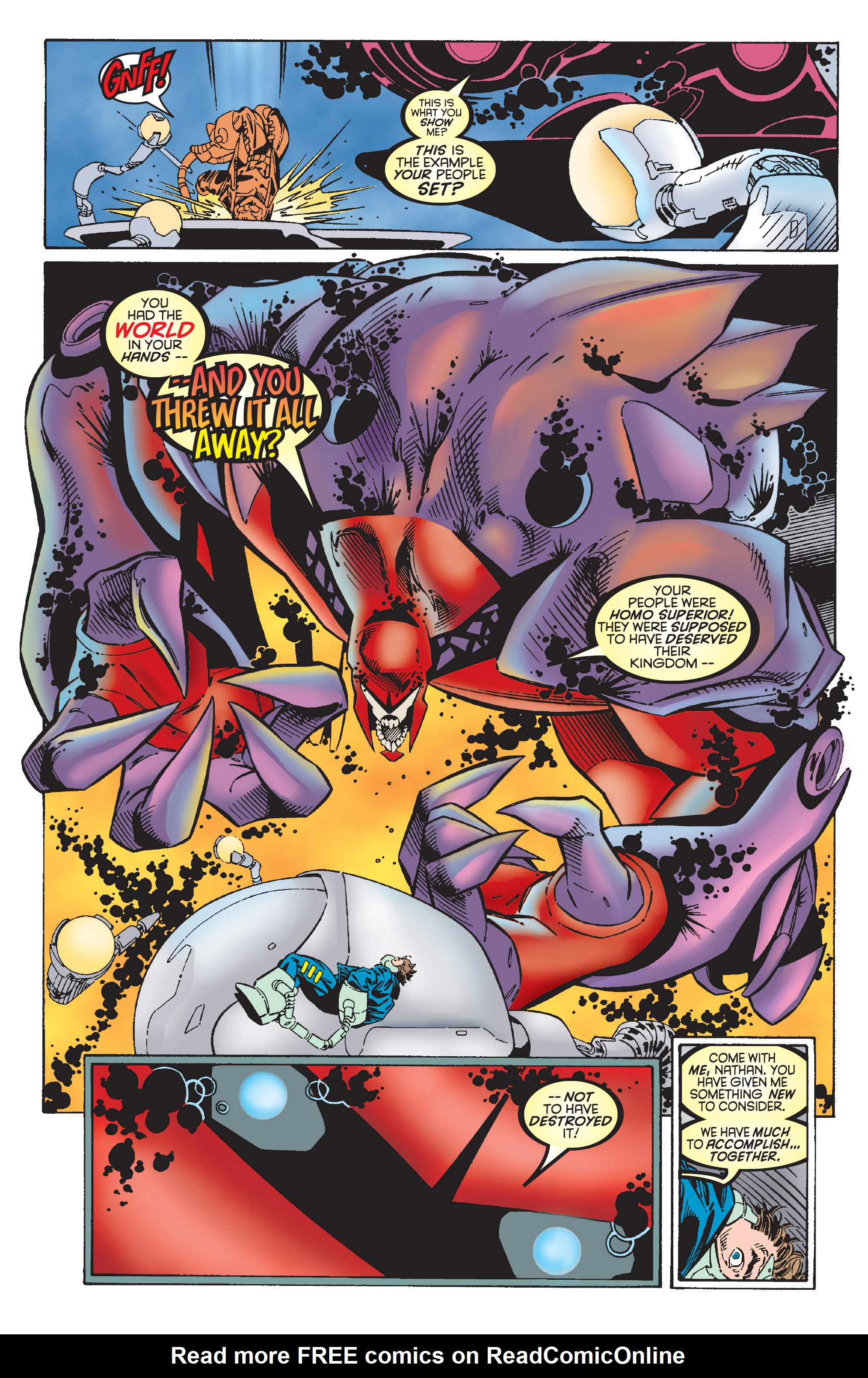X-Men (1991) 56 Page 17