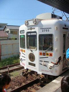 和歌山電鉄貴志川線たま電車