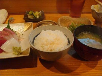和歌山酒肴にしやま お造り定食