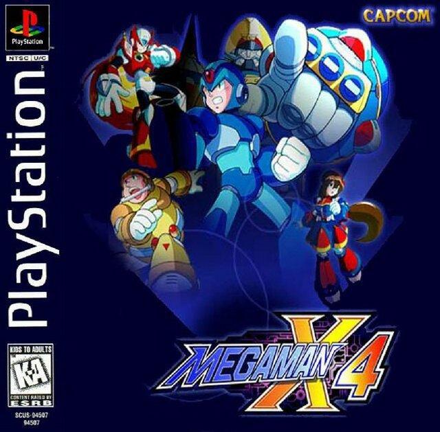 Megaman x4 [Xperia Play] - Juegos en Taringa!