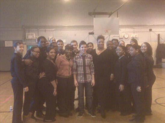 Harlem choir
