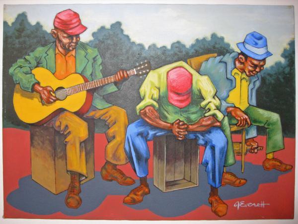 Sonnys Blues By James Baldwin Essay
