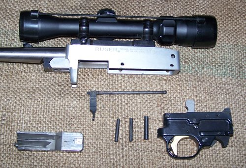 You Can Find All The Tutorials In Printable Pdf Form Disassembling Ruger 10 22 Cleaning Assembling And