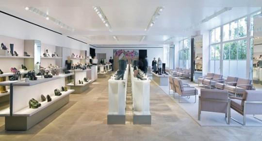 Largest Women S Shoe Shop In London