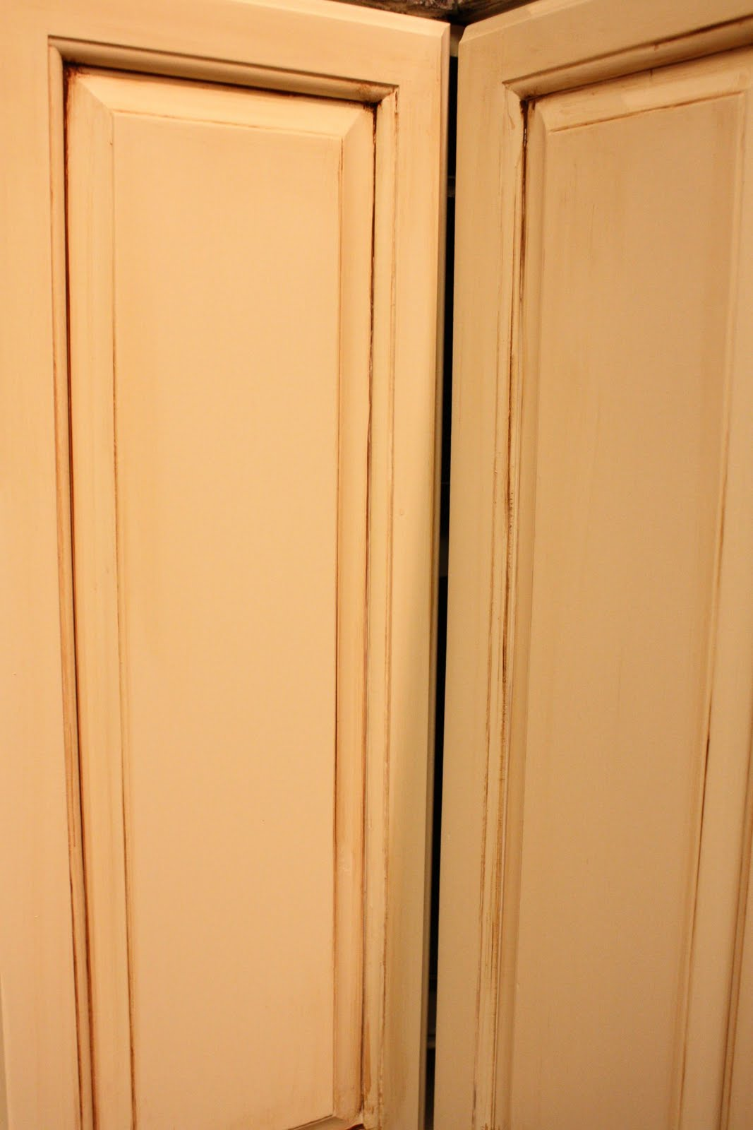 My Sweet Savannah Painted Cabinets Tutorial Amp A Winner