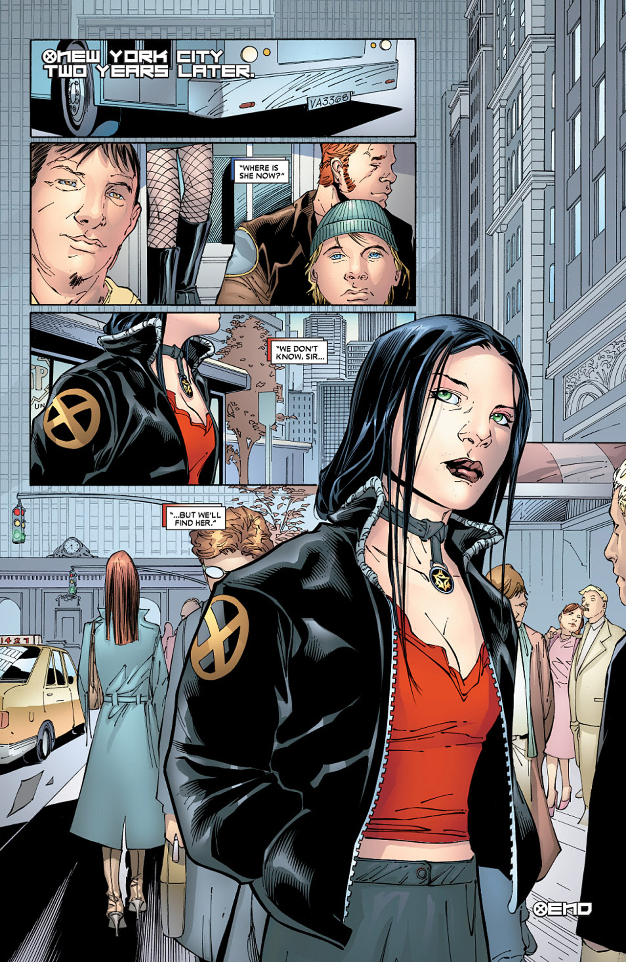 Read online X-23 (2005) comic -  Issue #6 - 24