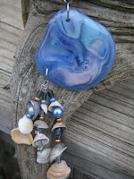 Ocean Meets the Sky suncatcher