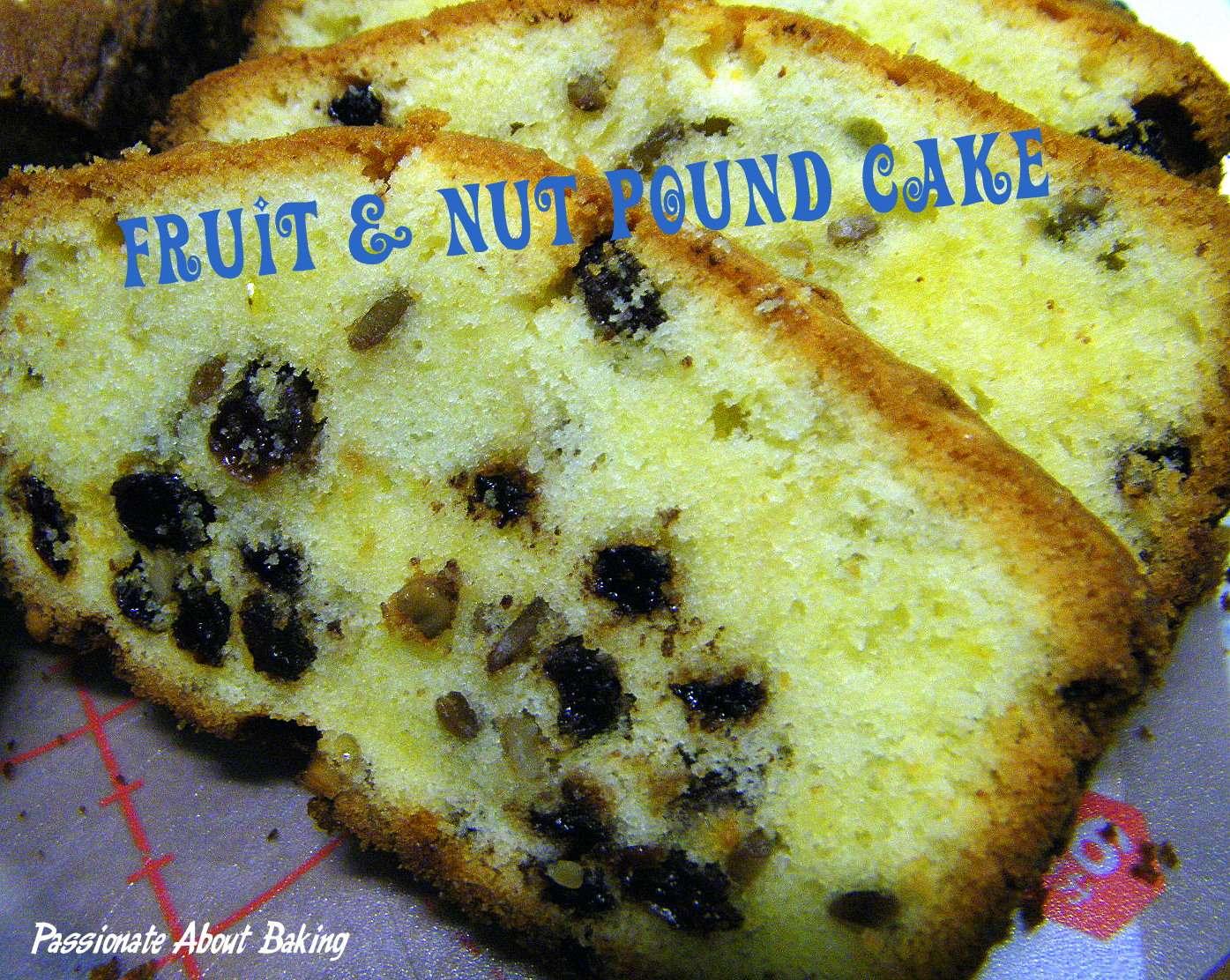 Fruit Cake Recipe Loaf Pan: Passionate About Baking