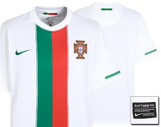 size 40 696dd 71562 Soccer Jersey: Portugal Away Soccer jersey shirt Fifa World 2010