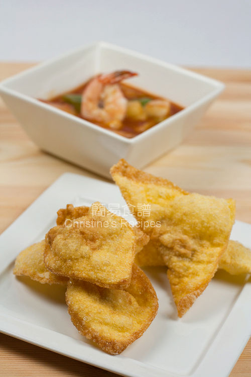 Deep-fried Wontons01