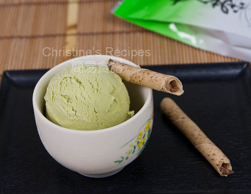 綠茶雪糕 Green Tea Ice Cream02