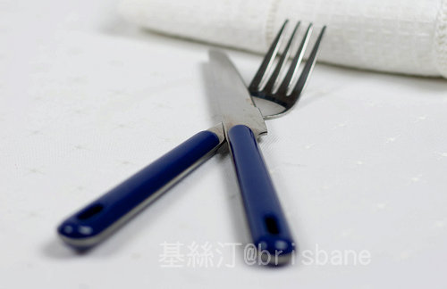 刀與叉 Knife and Fork