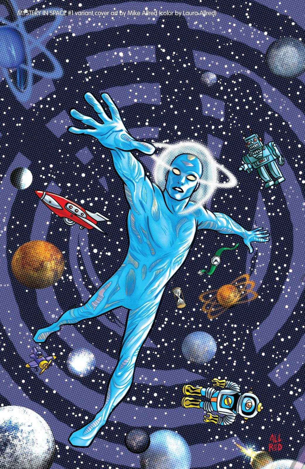 Read online Strange Adventures (2014) comic -  Issue # TPB (Part 2) - 56