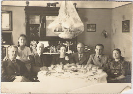 family picture in lithuania before the war