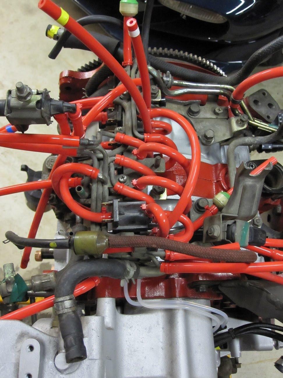 1993 Mazda Rx7 Rotary Engine Rebuild Part 4