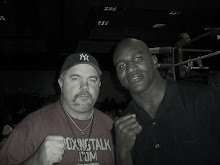 Cooney and Evander Holyfield