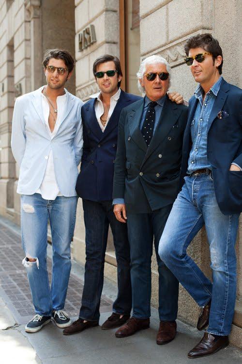 What To Wear Seersucker Blazer White Button Up Shirt Light Blue