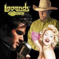 The Legends in Concert Show in Branson, Missouri - Marilyn Monroe, George Straight, Elvis