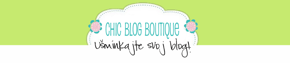 Chic blog boutique