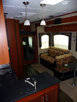Rear Kitchen Rv For Sale