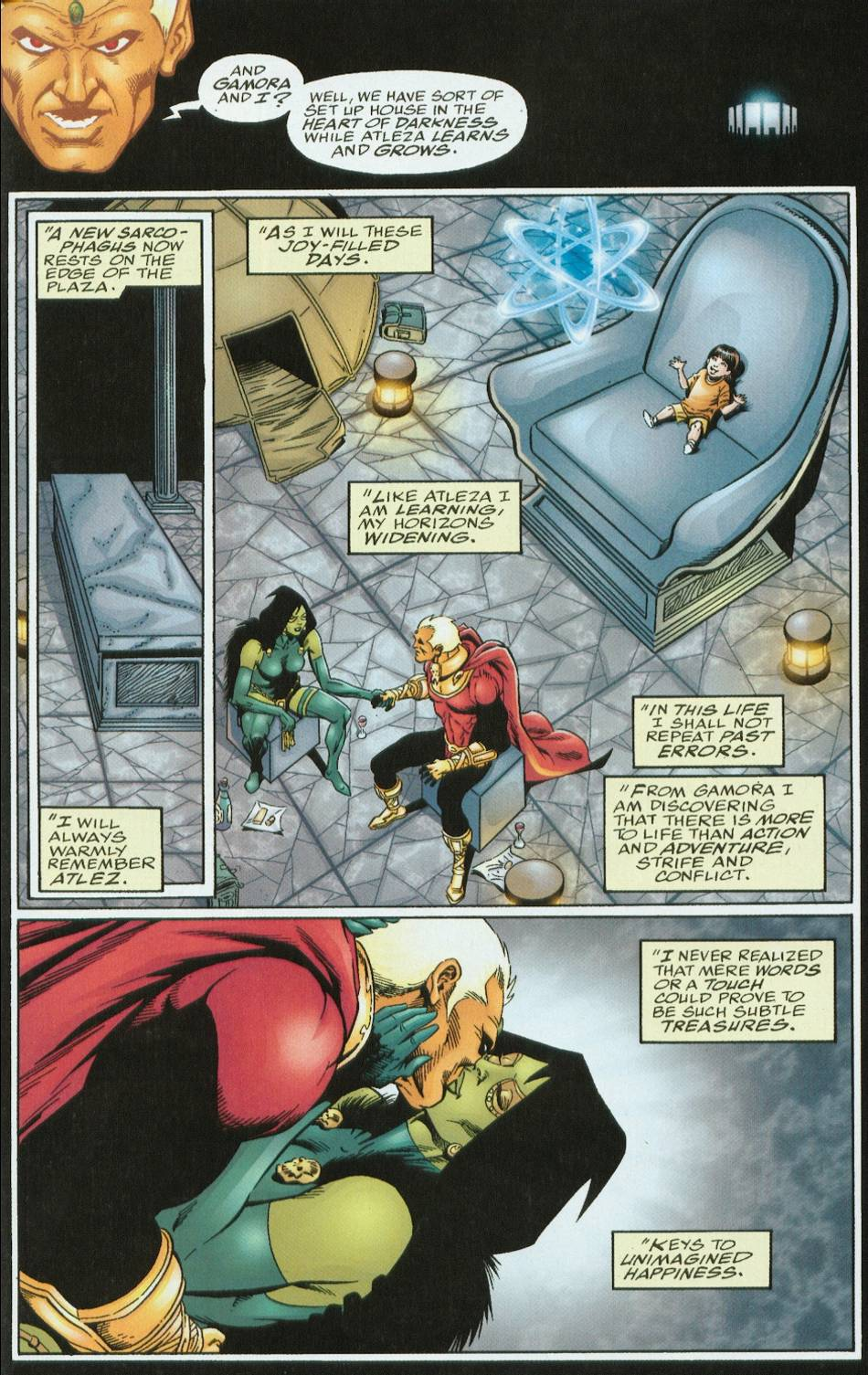 Read online Infinity Abyss comic -  Issue #6 - 39