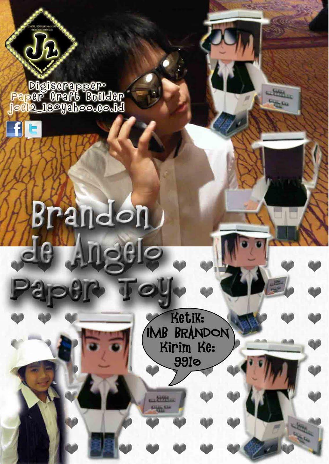 His Name Is Brandon De Angelo His Fans Always Scream When He Show His Dance Brandon S Photo Taken From His Fb