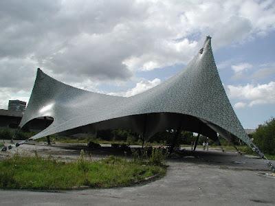 Christian Barnard Blog Tensile Roof Structure