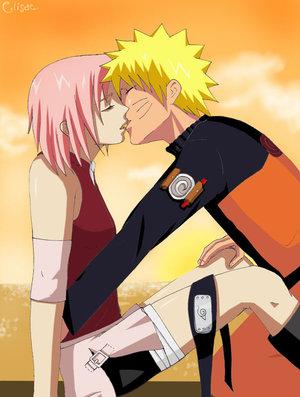 prede di ElyosNaruto Shippuden Naruto And Sakura Kiss