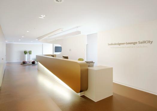 Imagine These Dental Clinic Interior Smile Designer