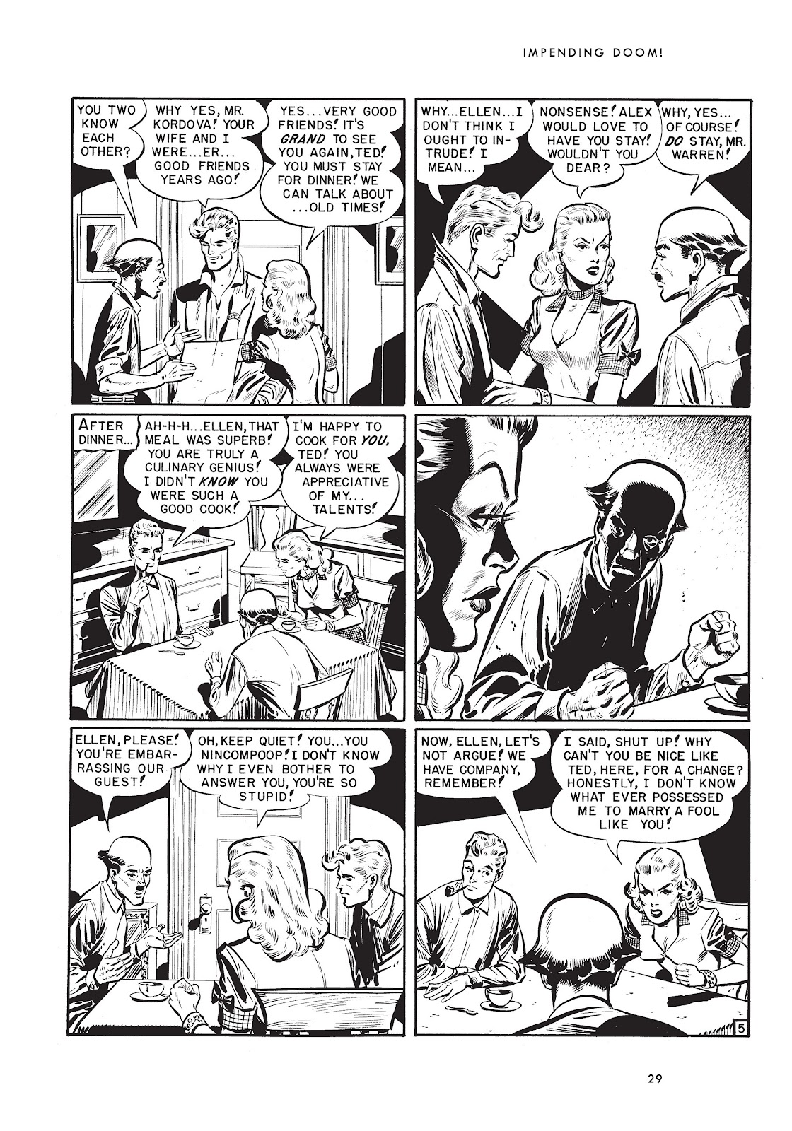 Read online Voodoo Vengeance and Other Stories comic -  Issue # TPB (Part 1) - 46