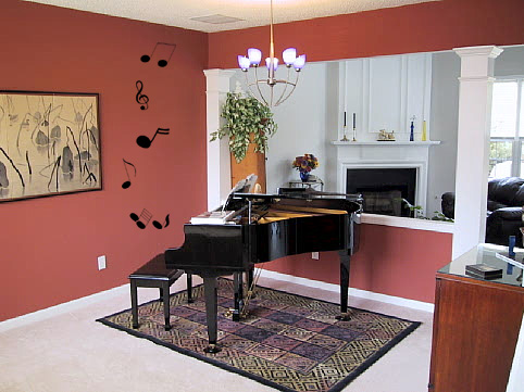 Accentuate Your Space Accentuate Your Music Room With