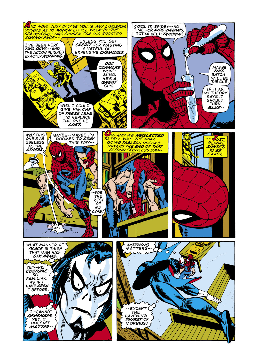 The Amazing Spider-Man (1963) 101 Page 15