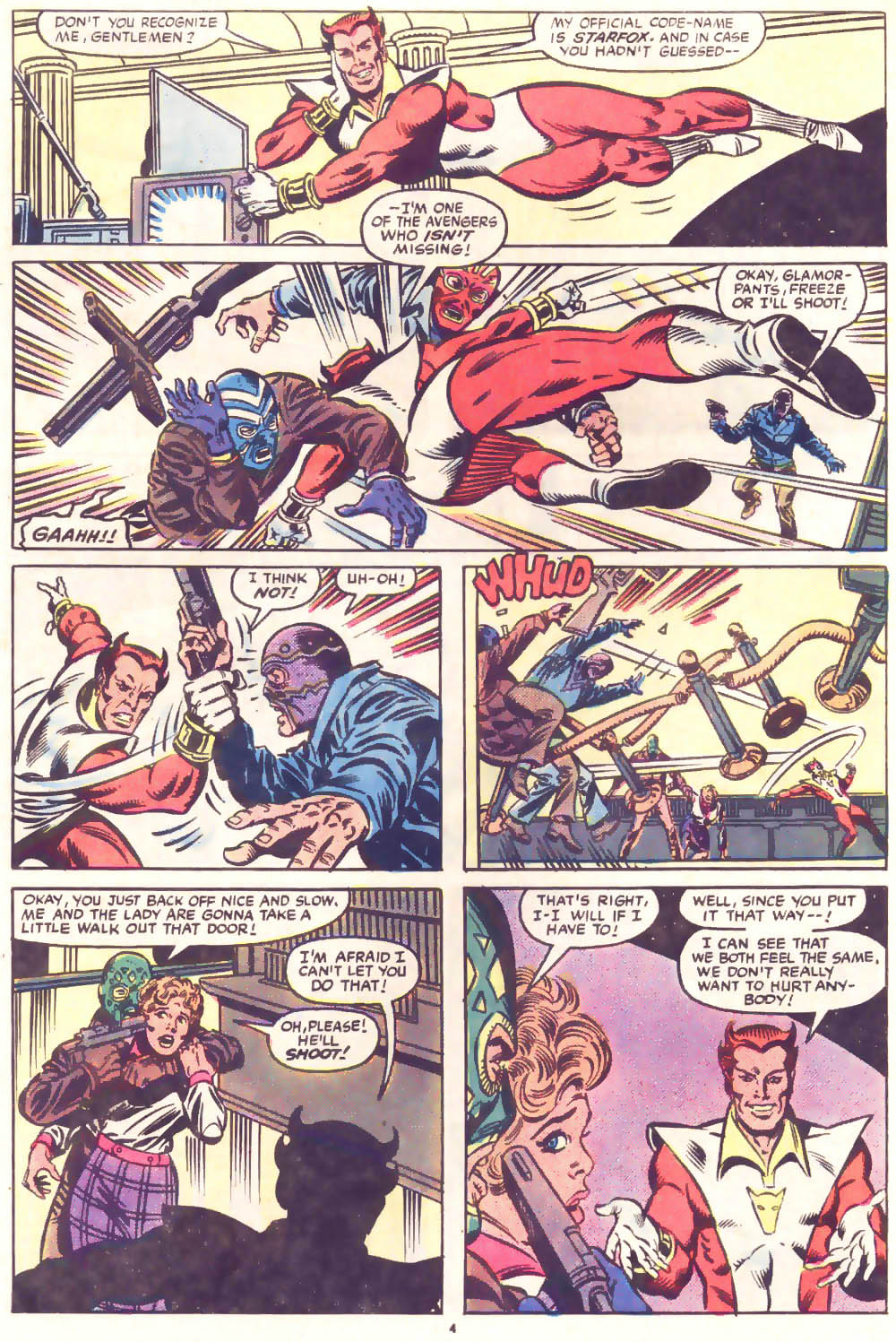 The Avengers (1963) 243 Page 4