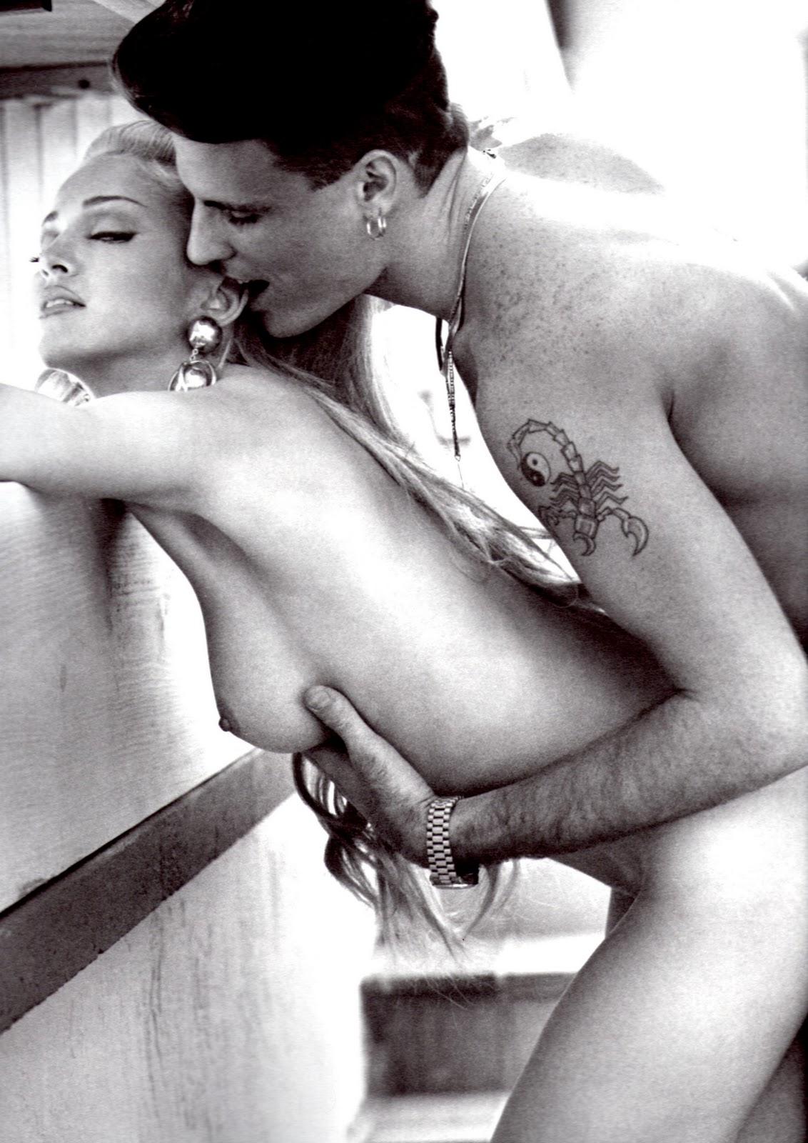 Madonna Naked Book 46