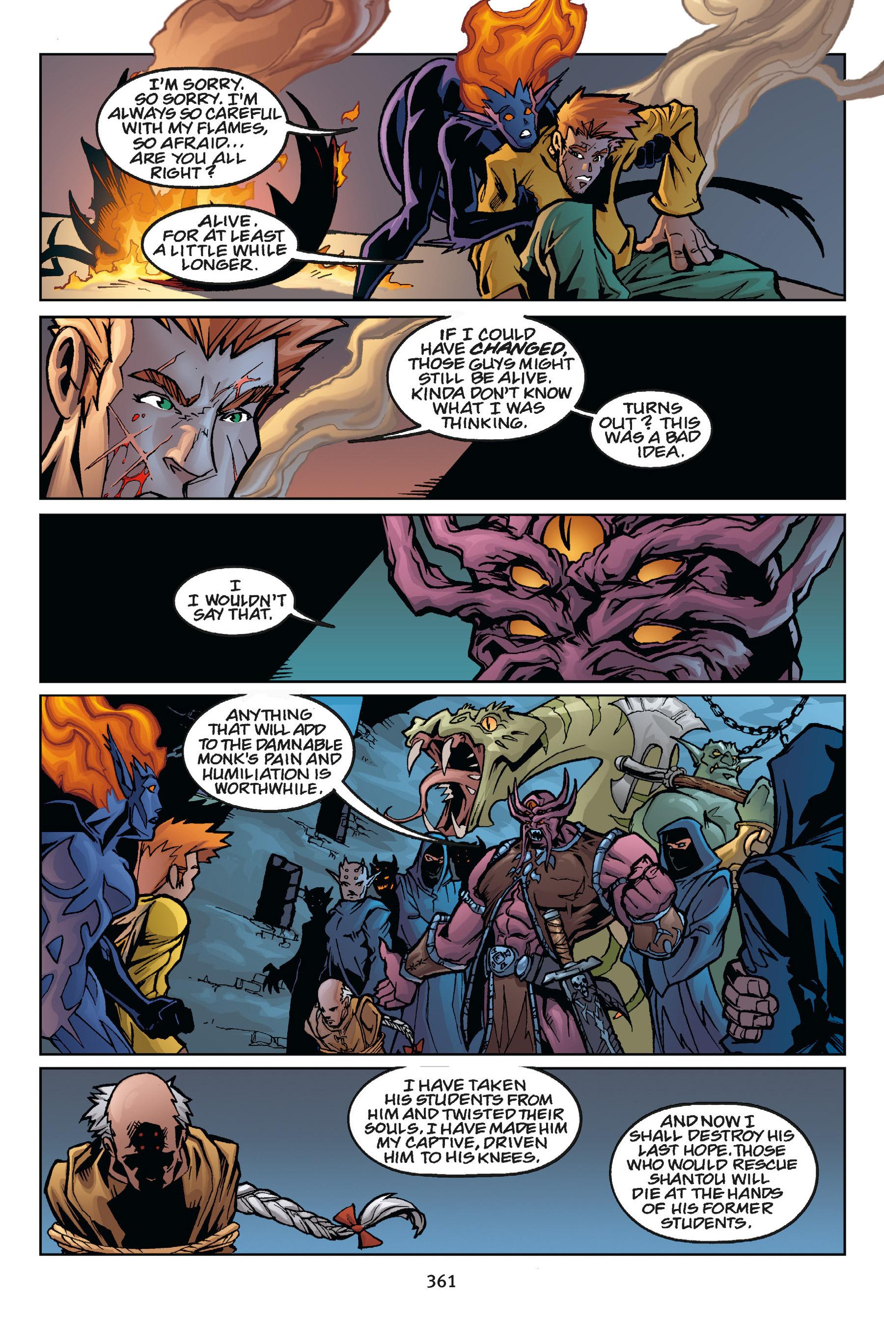 Read online Buffy the Vampire Slayer: Omnibus comic -  Issue # TPB 5 - 359