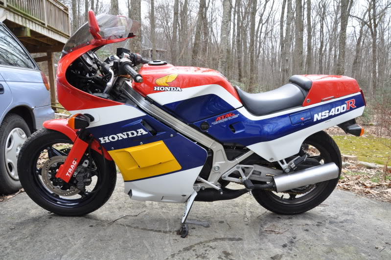 honda nsr 400 for - photo #4