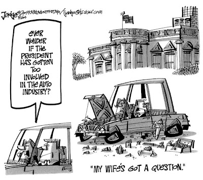 'Thought & Humor': Today's Non P.C. Cartoons