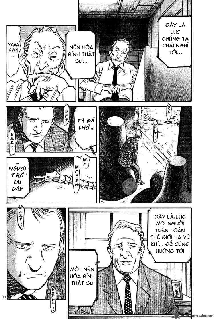 Pluto chapter 14 trang 23