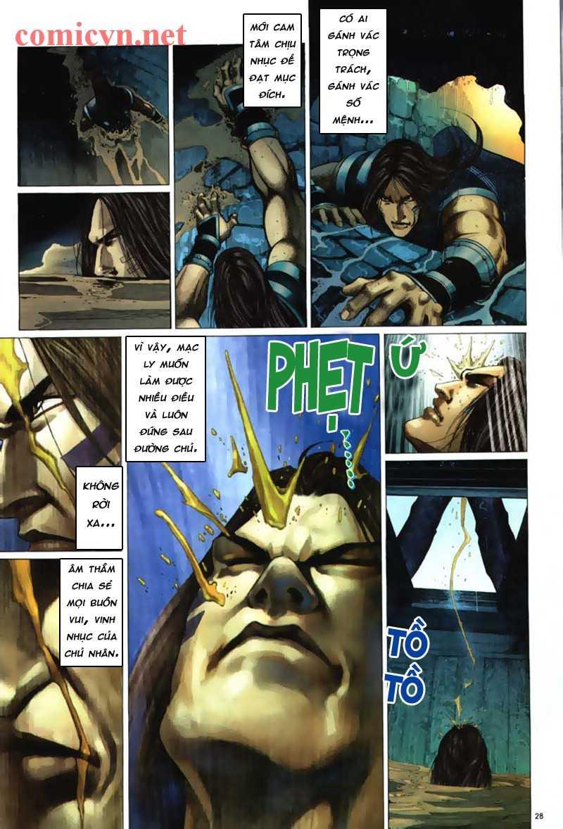 Anh Hùng Vô Lệ  Chap 008 - Truyenmoi.xyz