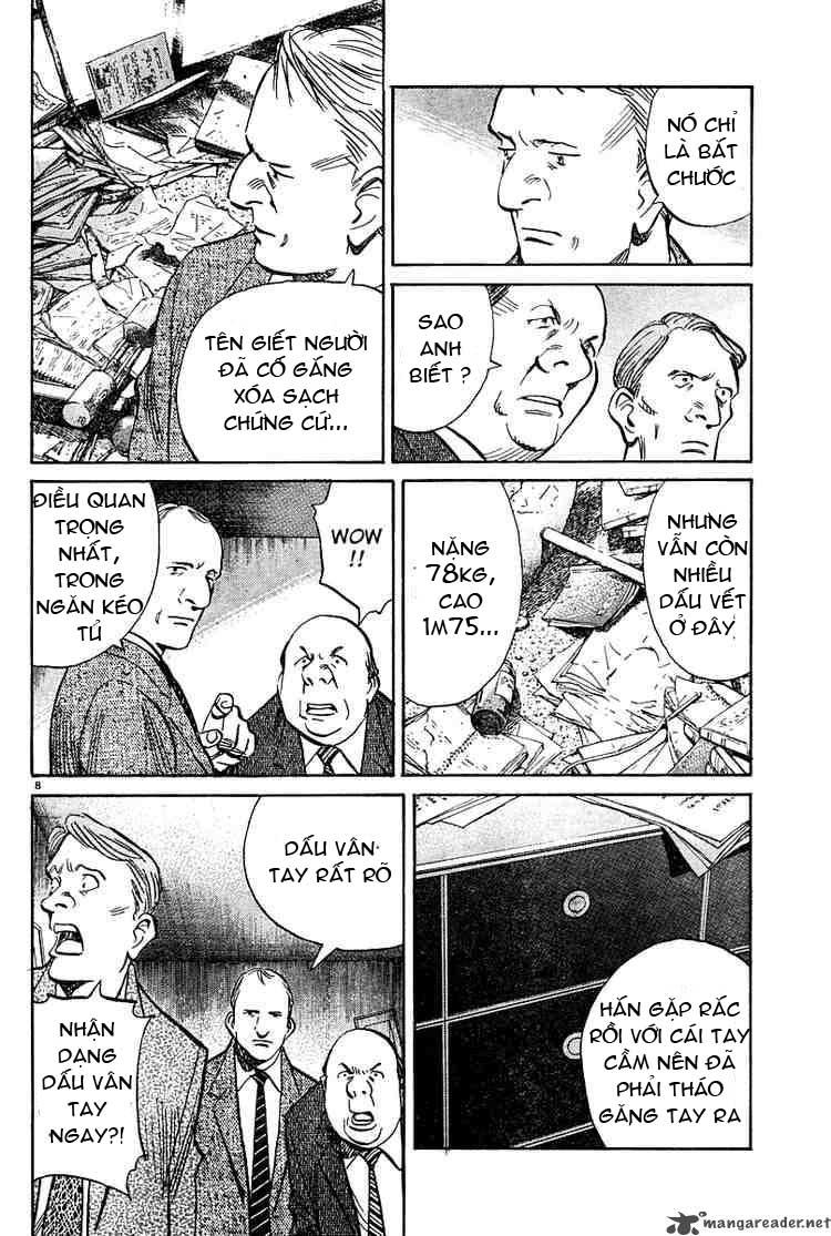 Pluto chapter 14 trang 9