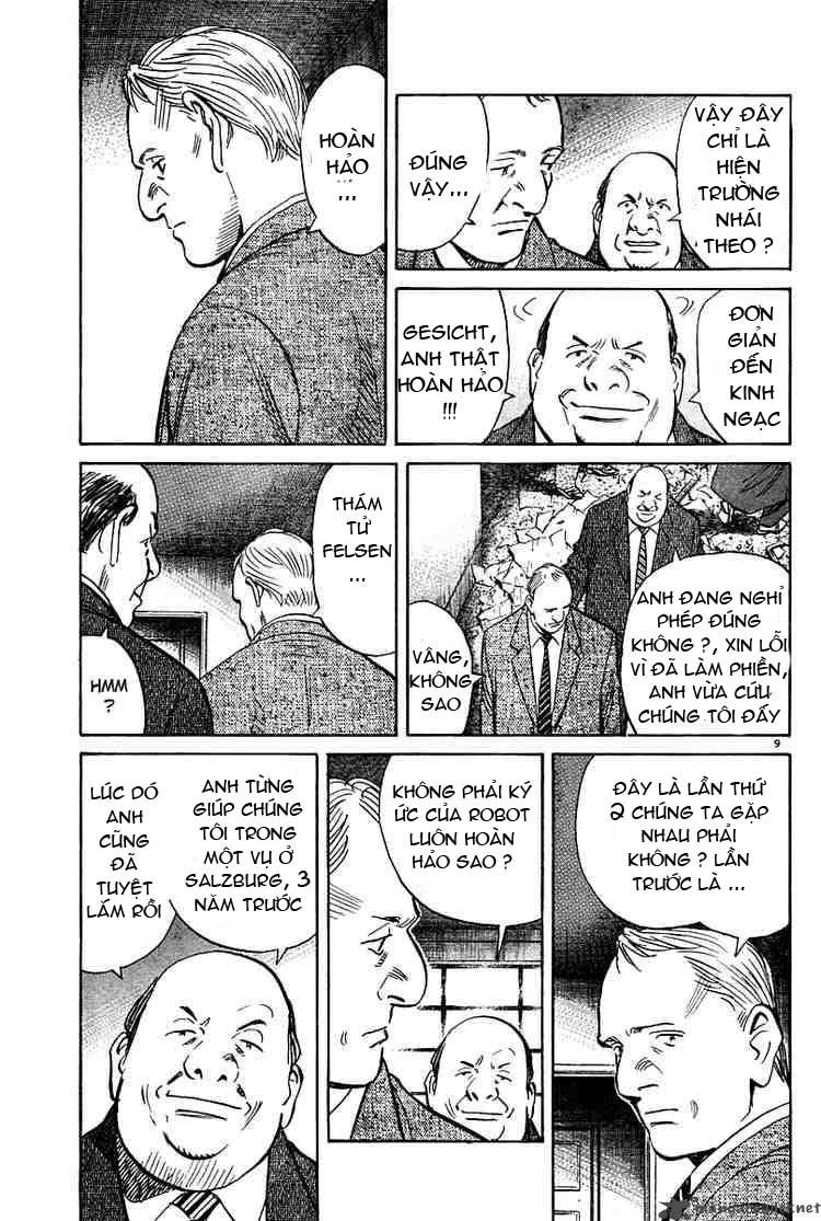 Pluto chapter 14 trang 10