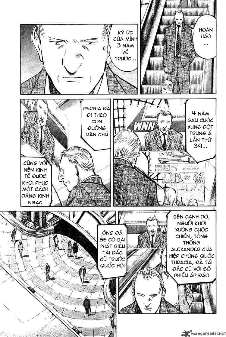 Pluto chapter 14 trang 12