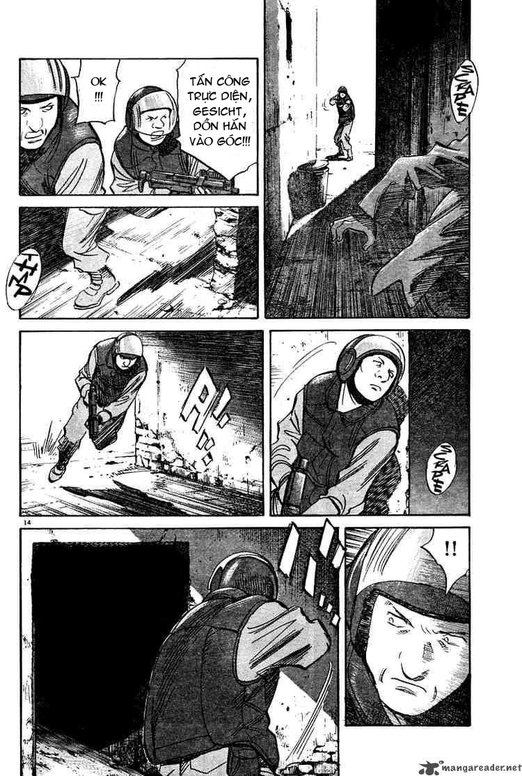 Pluto chapter 14 trang 15