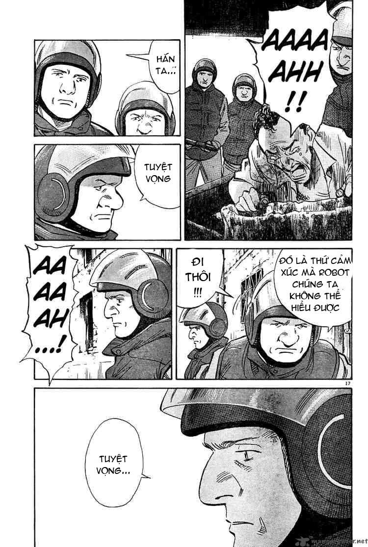 Pluto chapter 14 trang 18