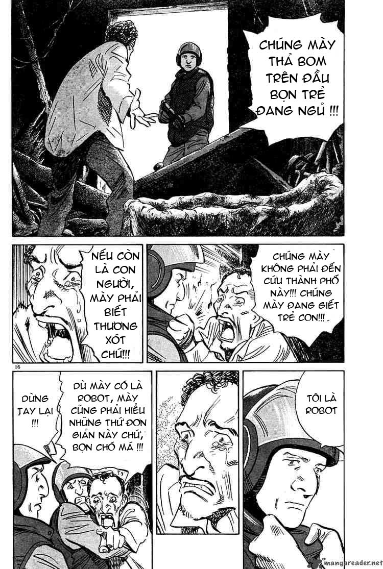 Pluto chapter 14 trang 17
