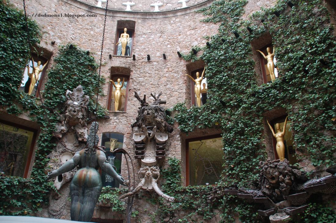 Dsdmona museo dal figueres iii - La pergola figueres ...